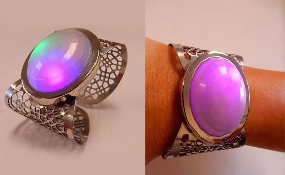 About the Curioso Cuff, Wrist Bracelet